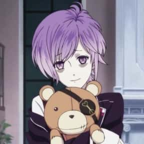 Kanato Sakamaki is listed (or ranked) 2 on the list List of Anime Characters Born on March 21st