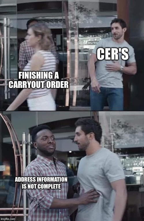 Take It One Step At A Time on Random Memes Only People Who Work At Dominos Will Relate To