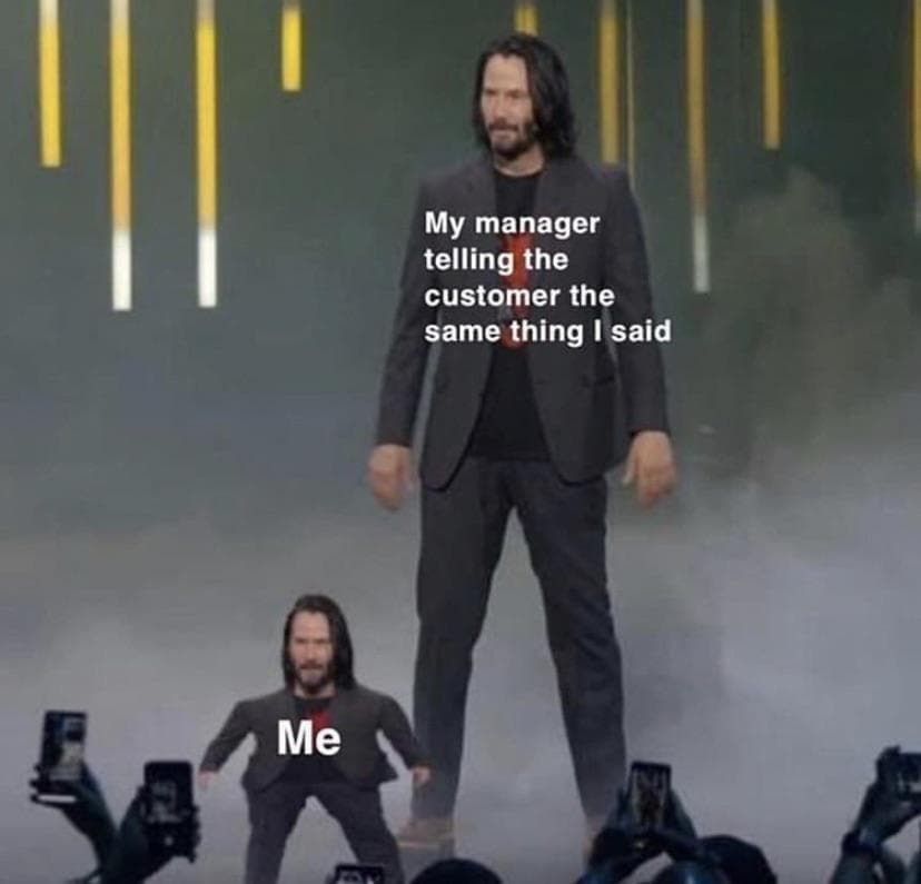 The Feeling When Your Manager Backs You Up on Random Memes Only People Who Work At Dominos Will Relate To