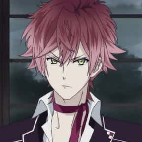 Ayato Sakamaki is listed (or ranked) 3 on the list List of Anime Characters Born on March 22nd
