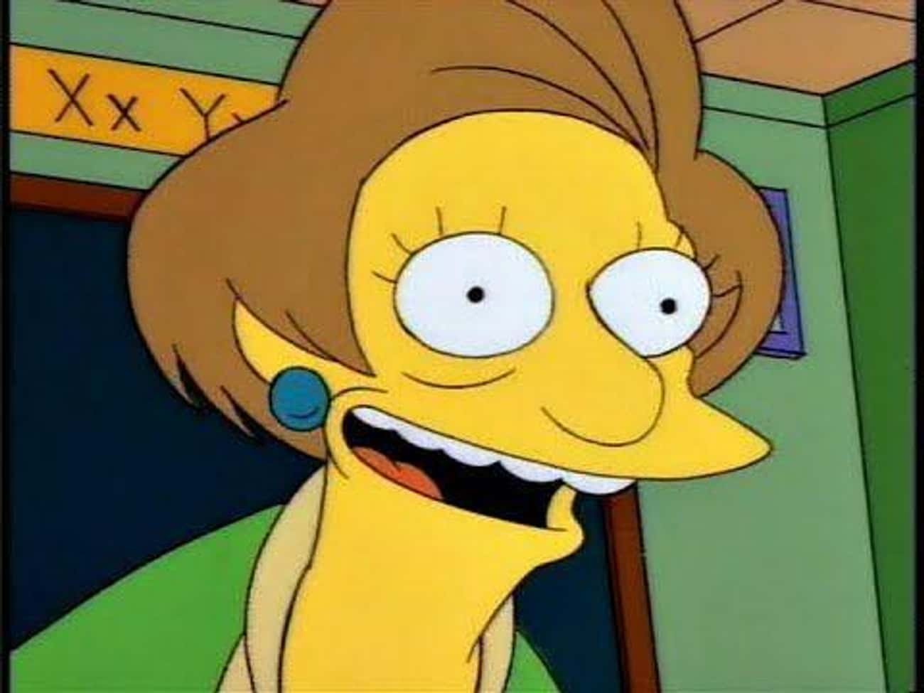 The 25 Best Edna Krabappel Quotes from The Simpsons