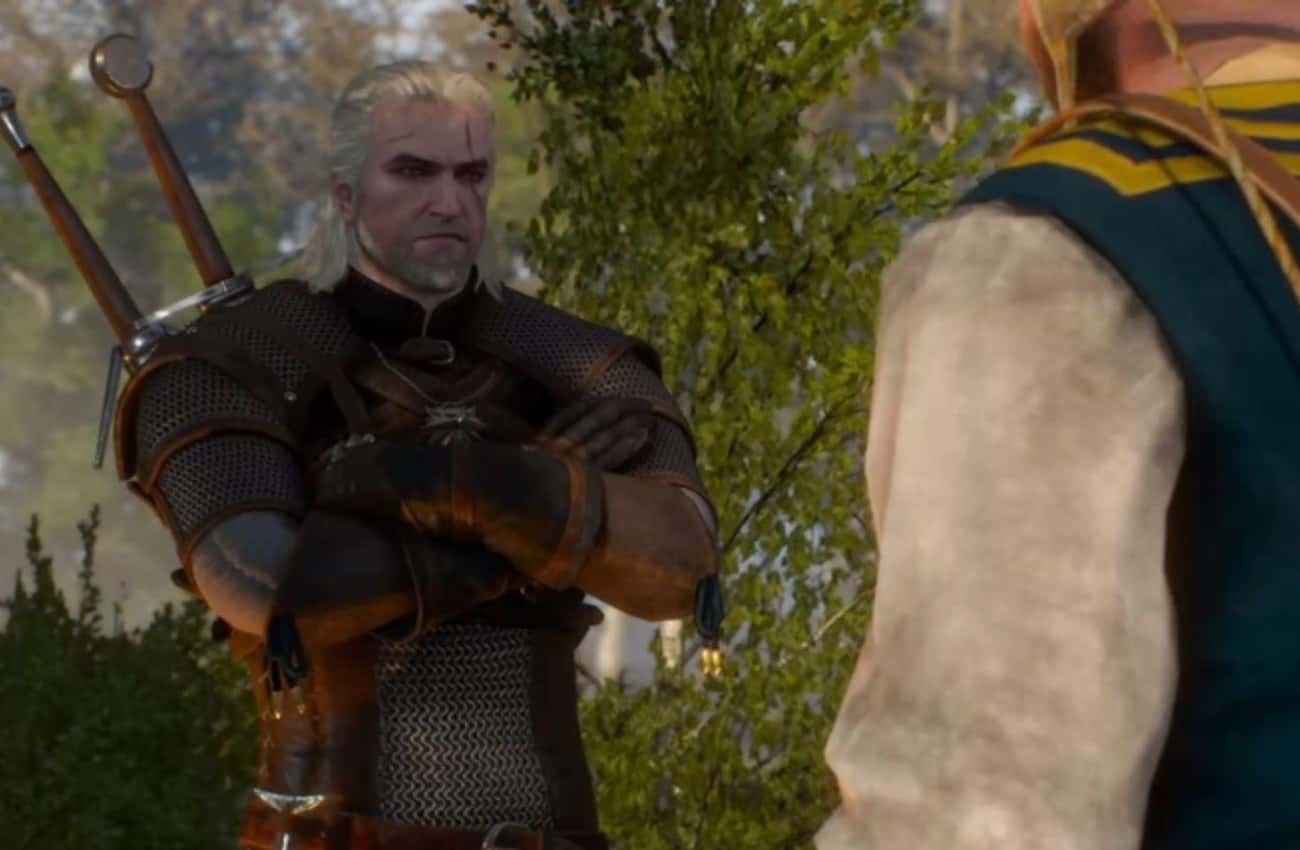 I Can Hear Your Heart is listed (or ranked) 2 on the list 25 'Witcher 3' Quotes That Are So Good Dandelion Wishes He Wrote Them