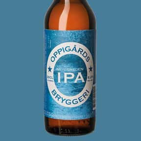 Oppigårds New Sweden IPA is listed (or ranked) 24 on the list The Best India Pale Ales