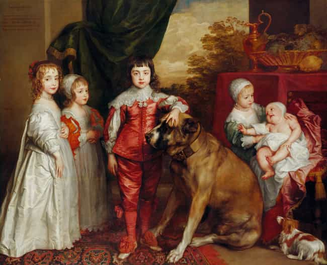 He Never Fathered A Legi... is listed (or ranked) 1 on the list Charles II's Love Life Was Even Crazier Than Henry VIII's