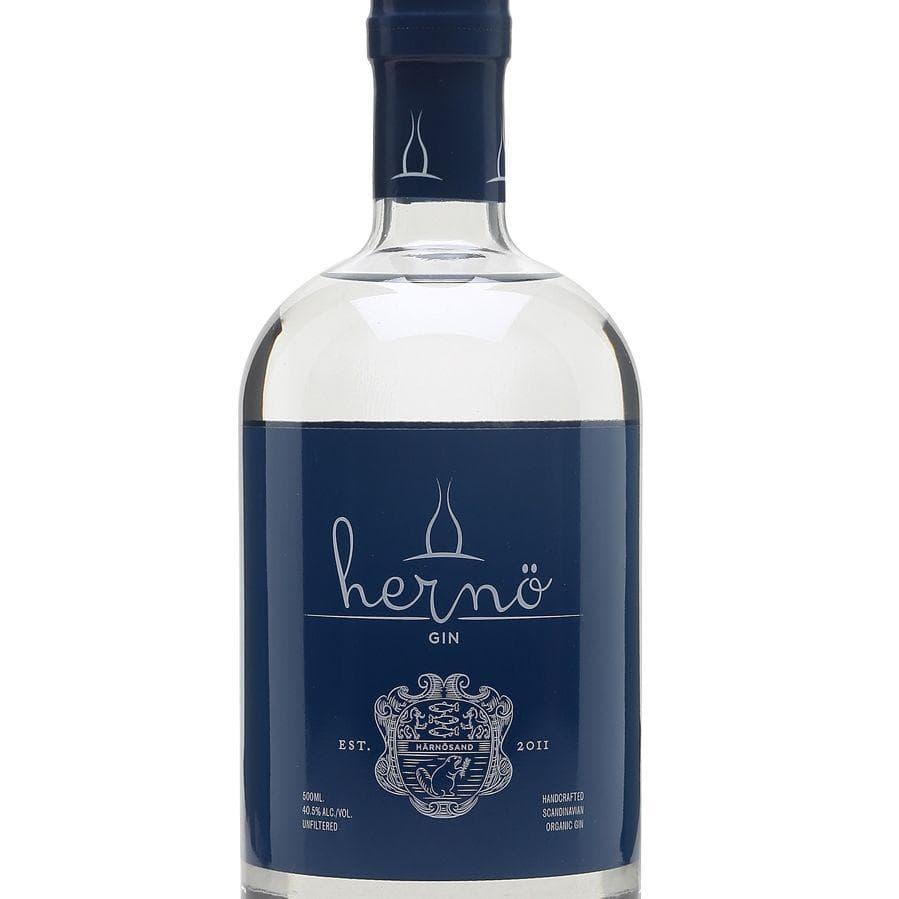 Hernö Gin  on Random Best Gin Brands