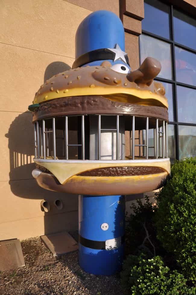 If You Break The Law In ... is listed (or ranked) 3 on the list McDonaldland Is A Fast Food Fever Dream With More Convoluted Characters Than The MCU