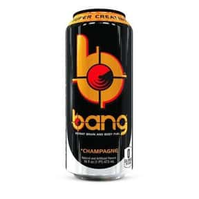 Champagne is listed (or ranked) 19 on the list The Best Bang Energy Drink Flavors, Ranked By Taste