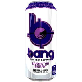 Bangster Berry is listed (or ranked) 17 on the list The Best Bang Energy Drink Flavors, Ranked By Taste
