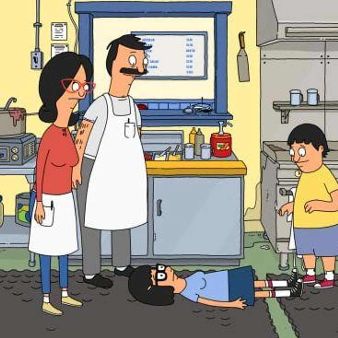 Don't Mention It is listed (or ranked) 2 on the list Alriiight, Here Are Some Great Quotes From Linda Belcher