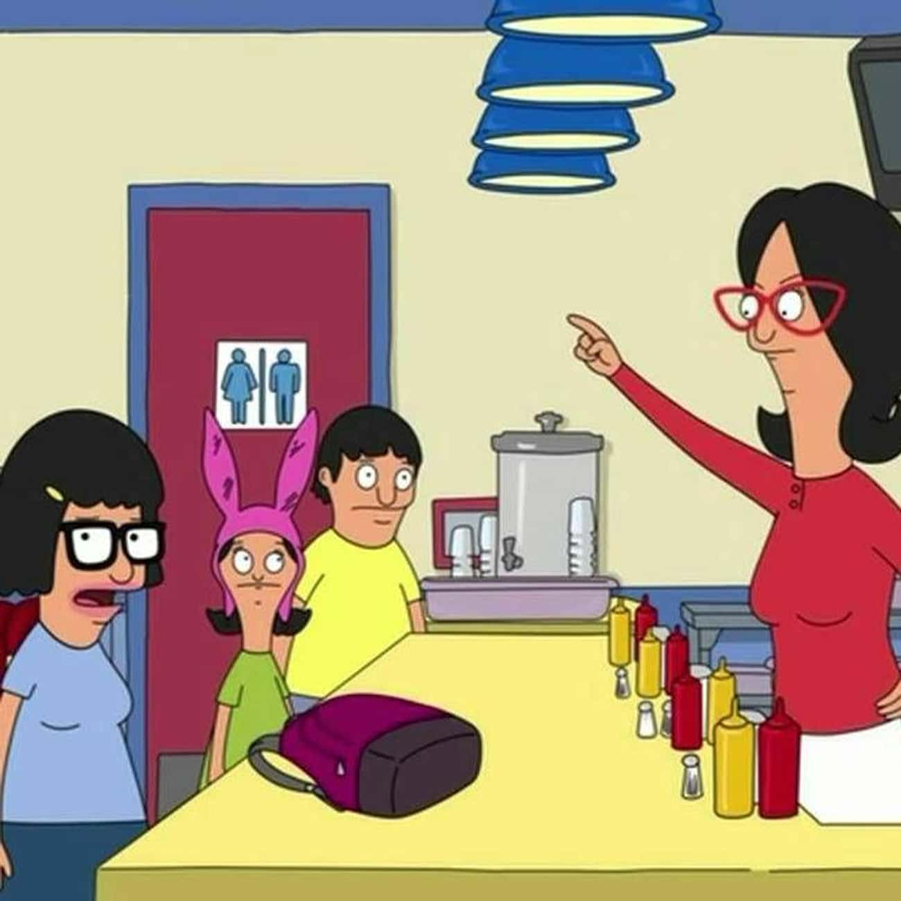 Don't Tell Her What To Do is listed (or ranked) 3 on the list Alriiight, Here Are Some Great Quotes From Linda Belcher