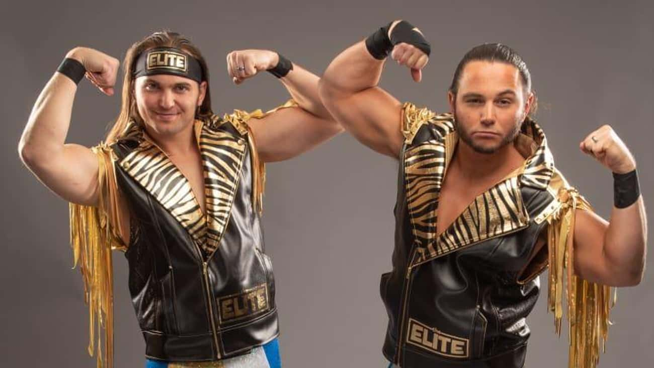 The Young Bucks is listed (or ranked) 1 on the list The Best Current Tag Teams In AEW, Ranked
