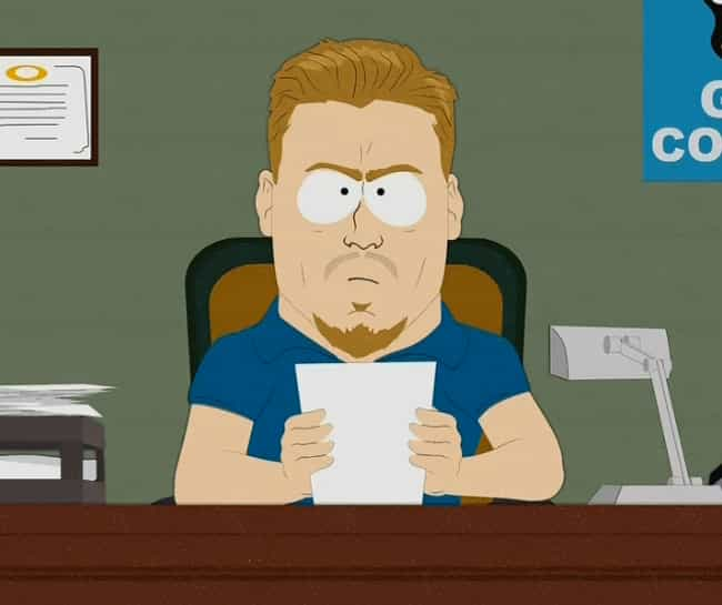 I Don't Think Caitlin Je... is listed (or ranked) 4 on the list The Best PC Principal Quotes From 'South Park'