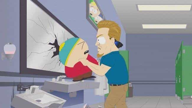 Spokeswoman is listed (or ranked) 2 on the list The Best PC Principal Quotes From 'South Park'