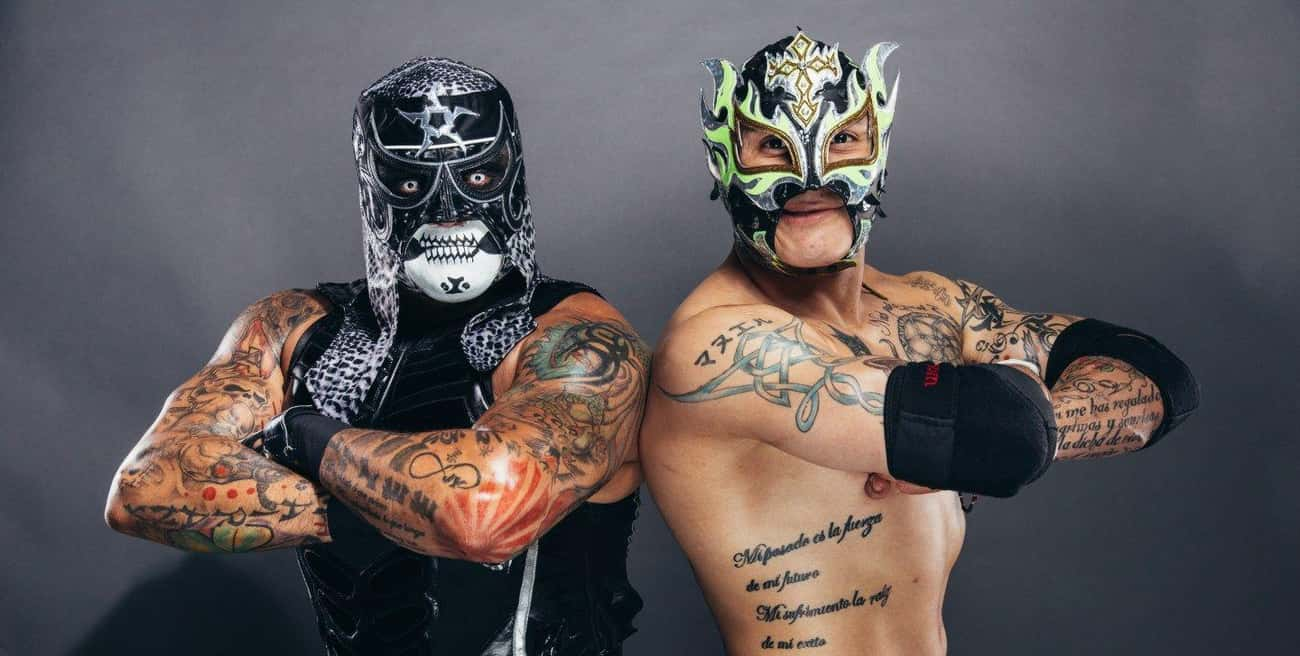 Lucha Bros is listed (or ranked) 2 on the list The Best Current Tag Teams In AEW, Ranked