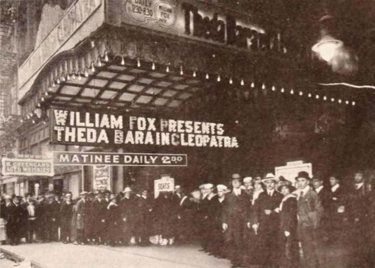 Dance Halls And Movie Theaters is listed (or ranked) 1 on the list What It Was Like To Live Through The 'Spanish Flu' Pandemic Of 1918-1919
