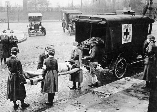 Survivors Had To Live With The is listed (or ranked) 16 on the list What It Was Like To Live Through The 'Spanish Flu' Pandemic Of 1918-1919