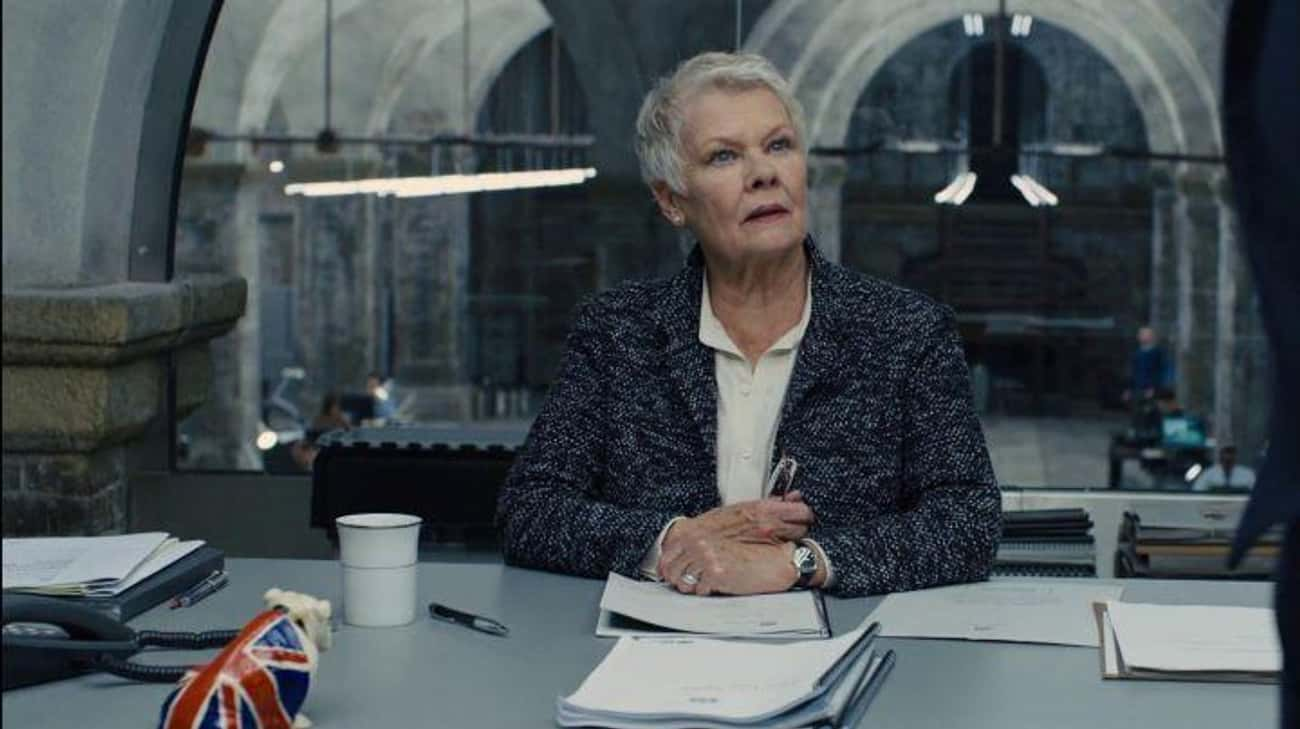Judi Dench's M Is The Original is listed (or ranked) 4 on the list James Bond Fan Theories That Might Alter Our Understanding Of 007's Entire Existence