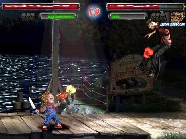 The Characters All Have ... is listed (or ranked) 2 on the list There's A 'Mortal Kombat'-Style Video Game Featuring Horror Icons, And You Can Play It For Free
