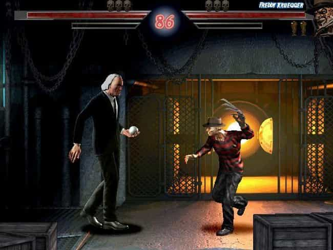 There Are Detailed Backg... is listed (or ranked) 4 on the list There's A 'Mortal Kombat'-Style Video Game Featuring Horror Icons, And You Can Play It For Free
