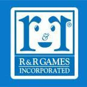 R & R Games is listed (or ranked) 20 on the list List of Board Game Companies