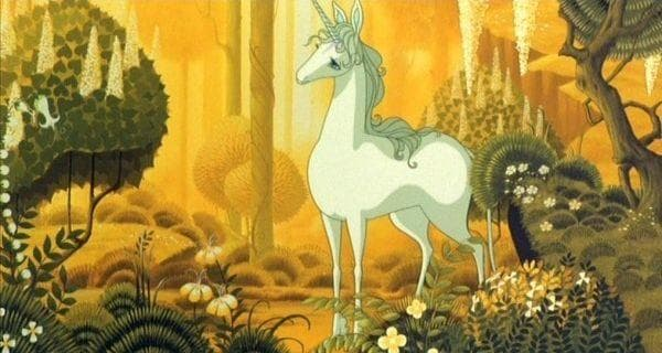 Random 'Last Unicorn' Is A Beloved Cartoon More Disturbing And Sad Than We Remember