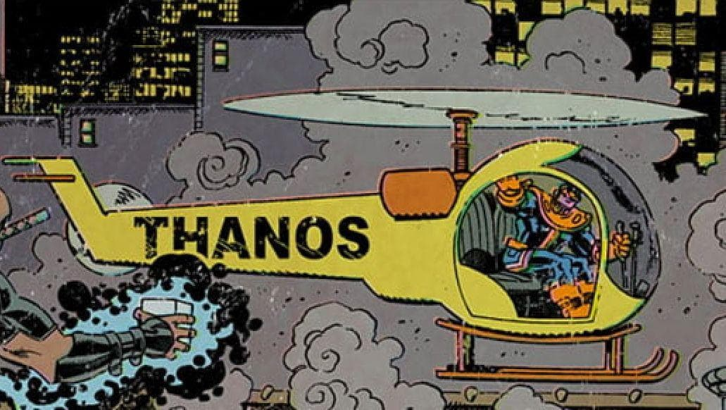 Random Stupidest Comic Book Vehicles For Super Characters Who Don't Need Vehicles At All
