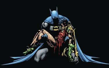 The Joker Killed The Second Robin, Jason Todd