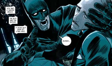 His Mentor And Oldest Friend, Alfred, Had His Neck Snapped