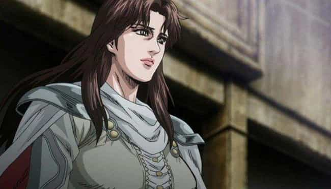 1985 - Yuria (Fist Of Th... is listed (or ranked) 4 on the list Who Was The Best Anime Side Character The Year You Were Born?