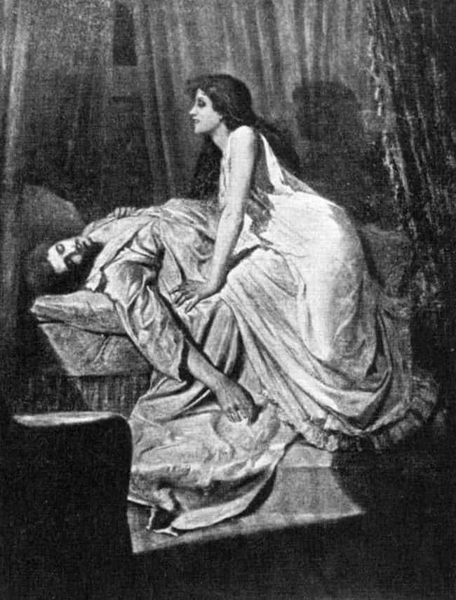 Some People Infected Wit... is listed (or ranked) 8 on the list How 19th-Century Disease Panic Created 'Vampires' As We Know Them