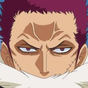 Charlotte katakuri is listed (or ranked) 5 on the list The Best Anime Characters with an Exposed Midriff