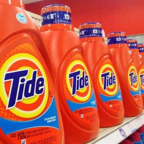 Laundry Detergent is listed (or ranked) 7 on the list What Basic Groceries Should I Buy Right Now To Stock Up For Quarantine?