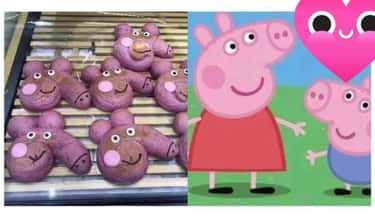 They Remind Me Of Something, But I'm Not Sure What...