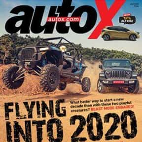 autoX is listed (or ranked) 5 on the list The Very Best Car Magazines, Ranked