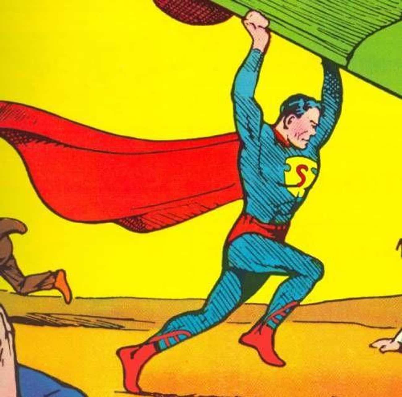 1938: Action Comics #1