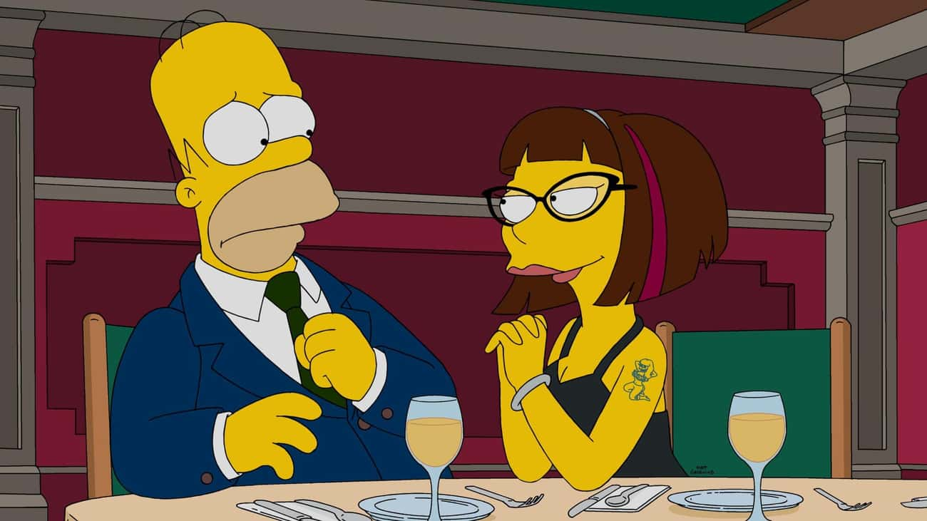 Every Man's Dream is listed (or ranked) 3 on the list The 15 Worst 'Simpsons' Episodes Ever