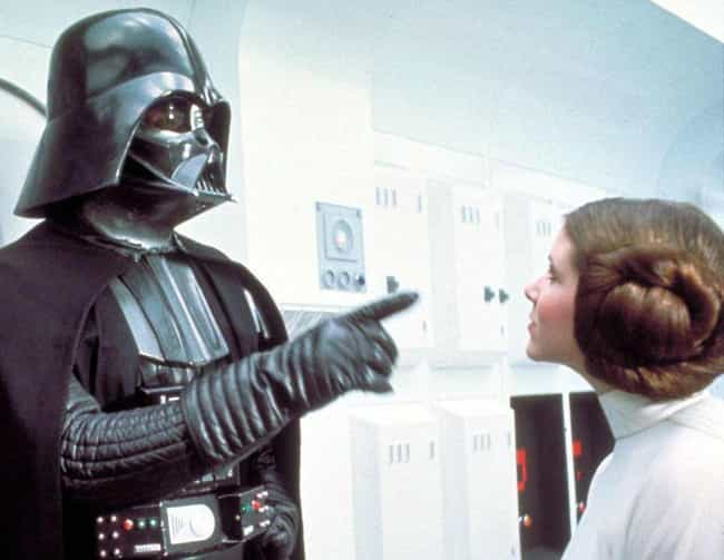 A Primary Factor In Vade... is listed (or ranked) 4 on the list 15 Darth Vader Fan Theories That Actually Make A Lot Of Sense