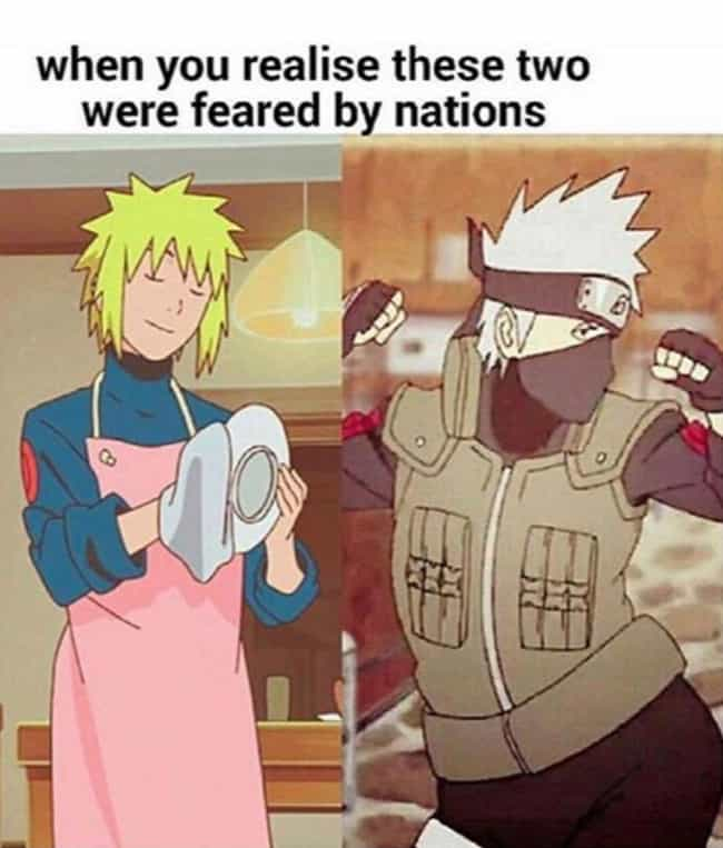 Legends is listed (or ranked) 2 on the list 31 Hilarious Kakashi Memes That Prove He's The Ultimate Uchiha