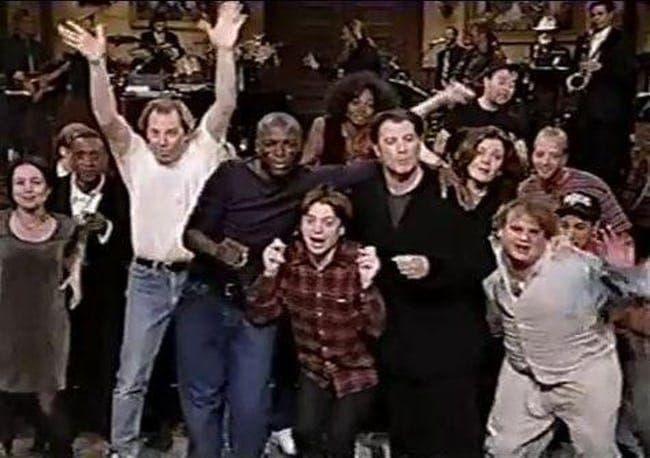 Random Thing Of '94-'95 Season Of 'SNL'