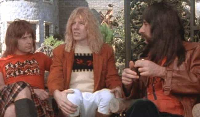 The First Cut Of The Fil... is listed (or ranked) 2 on the list Behind The Scenes Of 'This Is Spinal Tap,' The Fake Documentary That Was Actually All Too Real