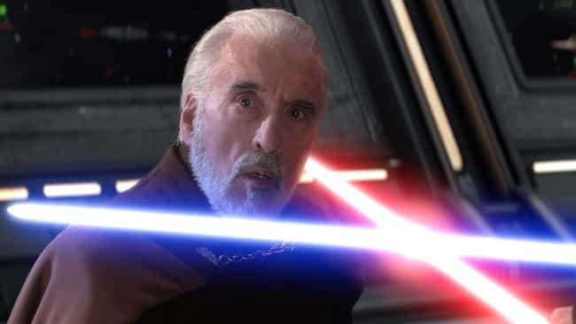 Count Dooku Planned To E... is listed (or ranked) 4 on the list 15 'Star Wars' Prequel Fan Theories That Are Better Than The Actual Movies