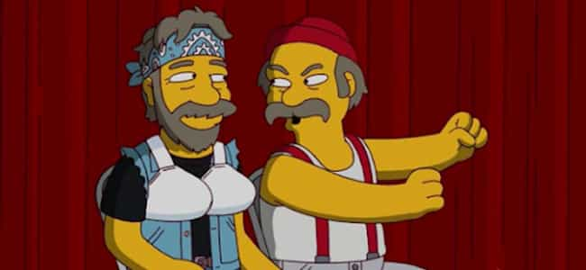 A Midsummer's Nice Dream... is listed (or ranked) 4 on the list The 15 Worst 'Simpsons' Episodes Ever