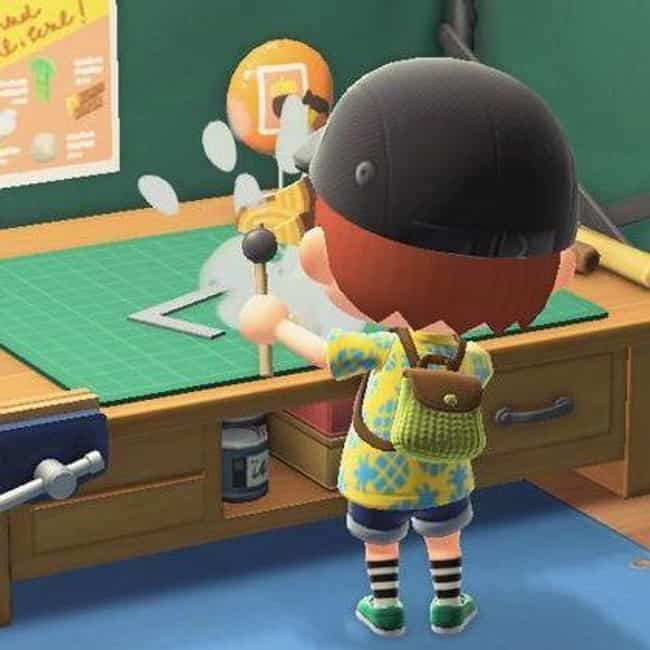 You Can Speed Up The Cra... is listed (or ranked) 4 on the list 16 Things You Probably Didn't Know You Could Do In 'Animal Crossing: New Horizons'