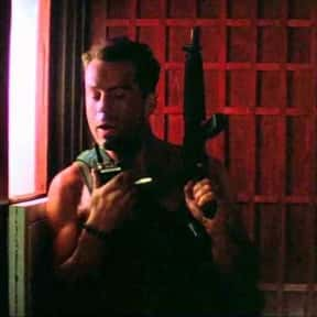 """""""Yippie-ki-yay motherf***er.""""  is listed (or ranked) 1 on the list 21 Of Bruce Willis's Most Memorable One-Liners"""