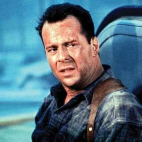 """""""I've got enough friends.""""  is listed (or ranked) 15 on the list 21 Of Bruce Willis's Most Memorable One-Liners"""