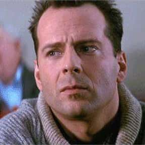 """""""Just the fax, ma'am. Just the is listed (or ranked) 14 on the list 21 Of Bruce Willis's Most Memorable One-Liners"""