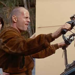 """""""Zed's dead, baby. Zed's dead. is listed (or ranked) 12 on the list 21 Of Bruce Willis's Most Memorable One-Liners"""