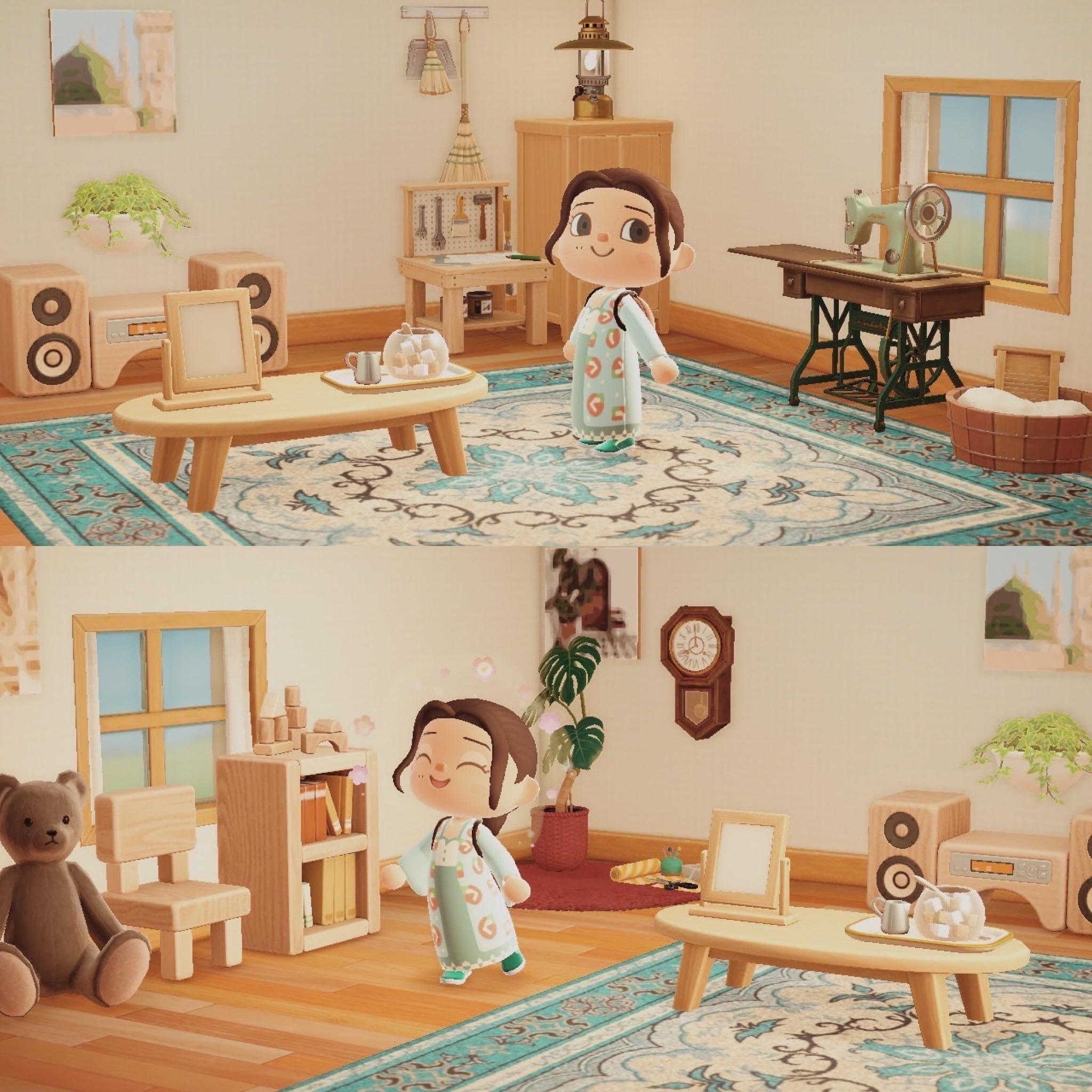 25 Creative Animal Crossing New Horizons House Designs