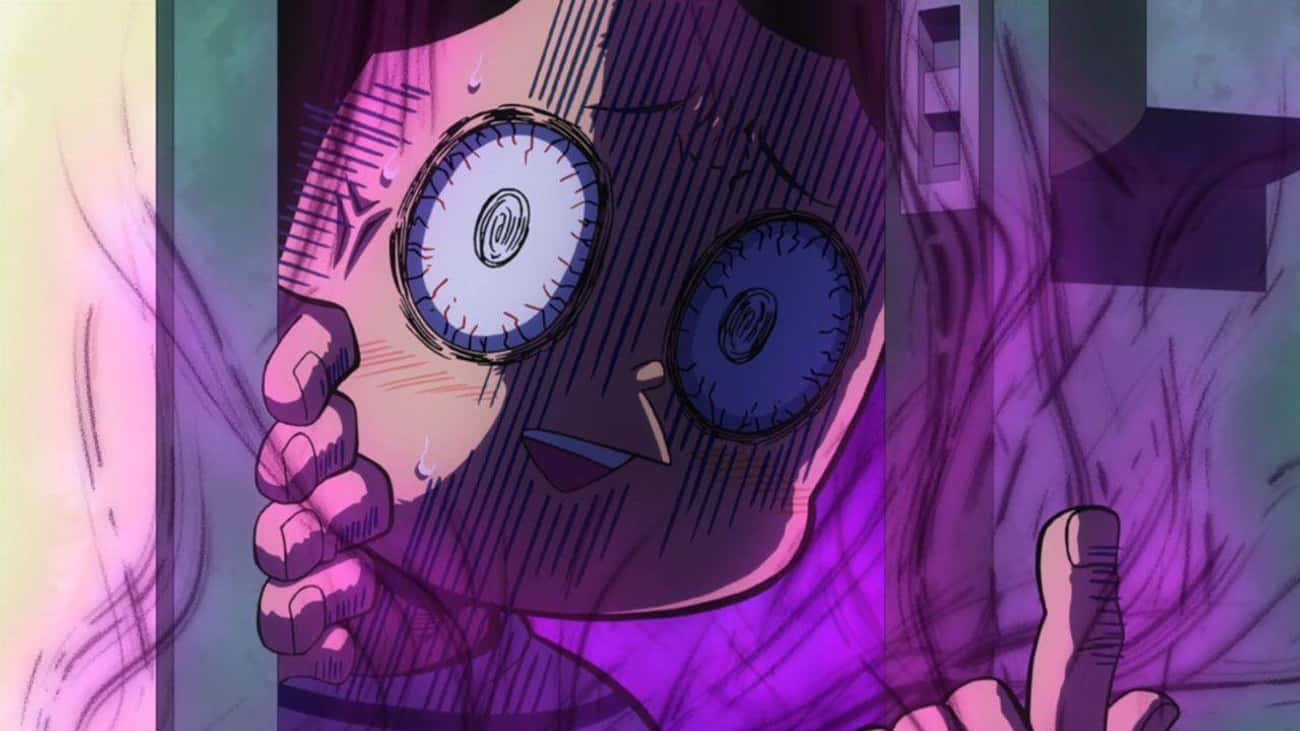 Mineta Should Have Been Expell is listed (or ranked) 1 on the list 13 My Hero Academia Plot Holes That Are Pretty Hard To Ignore