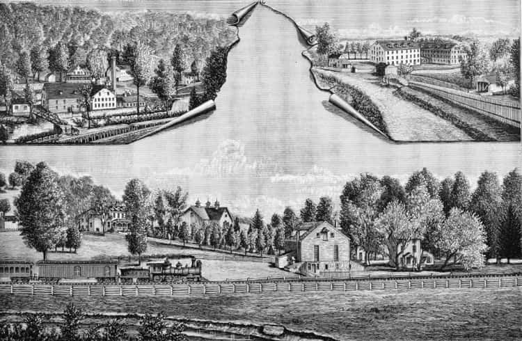 During The American Revolution, Paper Was So Scarce That Mill Workers Could Be Exempt From Military Duty